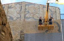 El Pessebre Vivent de Linyola estrenarà un nou mural