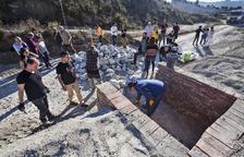 Construyen un horno de yeso en Ribera d'Ondara para impulsar su producción