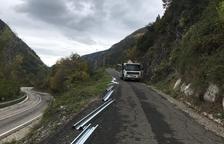 La Alta Ribagorça mejora los accesos a 8 núcleos