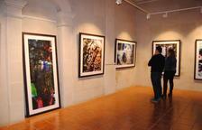 Torregrossa llena de arte la sala de La Capella