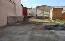 Saidí inverteix 119.000 € a urbanitzar el carrer Horno