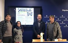 La Granadella promociona la recol·lecció d'olives