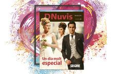 El proper dissabte 10 de novembre, revista DNuvis amb SEGRE!