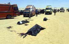 Almenys set morts a Egipte en un atemptat contra cristians coptes