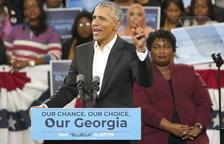 Trump i Obama reclamen el mèrit de la bonança econòmica dels EUA