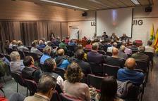 Agricultura se reúne con los alcaldes para la prevención de la peste porcina