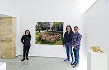 Projecte per exposar art a l'aire lliure a la Granadella