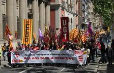 La Generalitat pagarà en 4 anys les pagues extra a empleats públics