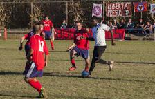 El Tornabous endossa sis gols al Tremp