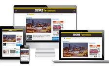 La web de SEGRE bat tots els rècords d'audiència