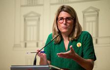 La consellera de Presidència i portaveu del Govern, Elsa Artadi.