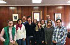 El Conselh incorpora a seis jóvenes araneses en prácticas