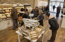 Torrons Vicens abrirá una nueva tienda por el alud de visitantes