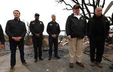 Almenys 79 morts en els grans incendis de Califòrnia