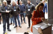 Euskadi saca las urnas a la calle para reivindicar el derecho a decidir