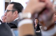 L'exministra de Foment desconeixia els pagaments dels ERO, segons la defensa