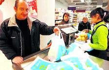 La Seu d'Urgell reparteix més d'un milió de bosses compostables