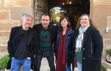 Torrebesses Tremola torna a 'tancar' quatre autors