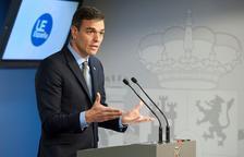 """Sánchez: """"Con el Brexit perdemos, pero España gana con Gibraltar"""""""