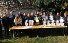 Más de 80 paradas en la Fira de Sant Andreu de Organyà