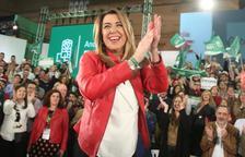 Els líders estatals tanquen la campanya andalusa mirant als comicis generals
