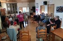 Activitats per fomentar l'envelliment actiu a Vilaller