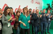 El PP, Cs i Vox sumen majoria absoluta a Andalusia davant de la debacle socialista