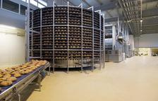La planta de pan de BonÀrea, en Guissona, ya funciona al cien por cien