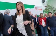 PP i Cs es postulen per governar i Susana Díaz descarta dimitir malgrat les pressions del PSOE