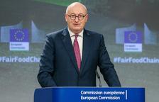 El comissari d'Agricultura de la Unió Europea, Phil Hogan.