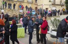 Más de 20 expositores para promocionar los productos elaborados en el Montsec