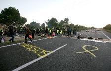 Los CDR levantan los peajes de varias autopistas en plena operación retorno