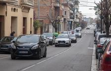 Agramunt reordena el tráfico y mejora la seguridad del centro