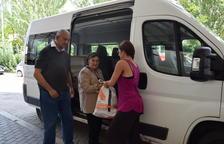 Nuevo servicio de taxi para 200 vecinos del valle de La Vansa
