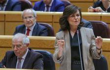 """El Govern critica la """"falta de lealtad"""" de Madrid y reivindica el diálogo"""