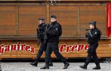 Segon dia de recerca del presumpte terrorista d'Estrasburg