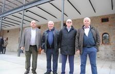 Amadeu Ros, nuevo presidente del Canal d'Urgell