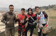 Motocross genuino en Ponts