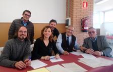 La firma tuvo lugar el día 11, por Sant Pau, patrón de la localidad.