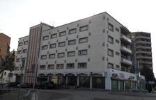 Edificio de El Parador de Balaguer en el que se abrirá el hotel en los próximos tres meses.