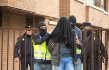 Destenidos un presunto yihadista en Tarragona y otro en Vitoria