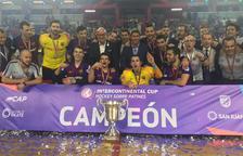 El Barça Lassa conquista su quinta Copa Intercontinental
