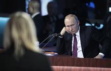 Putin culpa els EUA d'augmentar el risc de la guerra nuclear mundial