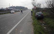 Quatre ferits en accidents a Soses i Balaguer