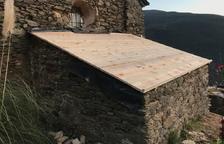 Rialp millora les cobertes de les esglésies d'Escàs i Rodés