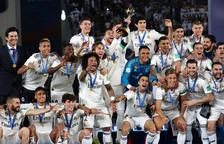 El Real Madrid revalida el título mundial plácidamente