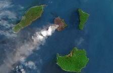 Al menos 168 fallecidos por un tsunami en el estrecho indonesio de Sonda