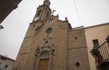 Terminan las obras en la iglesia de Montgai