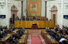 Ciutadans presideix el Parlament andalús gràcies als vots de Vox