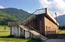 Bossòst mejorará el cementerio y el campo de fútbol en 2019